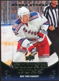 2010/11 Upper Deck #238 Derek Stepan RC YG