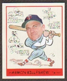 2007 Upper Deck Goudey Heads Up #257 Harmon Killebrew