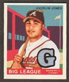 2007 Upper Deck Goudey Memorabilia #9 Andruw Jones