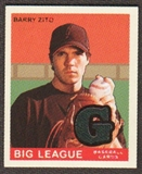 2007 Upper Deck Goudey Memorabilia #13 Barry Zito