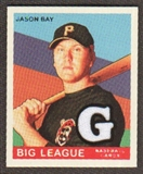 2007 Upper Deck Goudey Memorabilia #51 Jason Bay