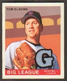 2007 Upper Deck Goudey Memorabilia #94 Tom Glavine