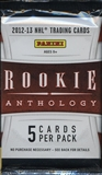 2012/13 Panini Rookie Anthology Hockey Hobby Pack