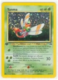 Pokemon Neo Discovery 1st Edition Single Yanma 17/75 - SLIGHT PLAY (SP)