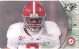 2012 Upper Deck SPx Shadow Slots Pose 3 #TR3 Trent Richardson