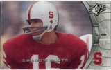 2012 Upper Deck SPx Shadow Slots Pose 4 #JP4 Jim Plunkett