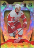 2009/10 Upper Deck SP Authentic Holoview FX Die Cuts #FX38 Steve Yzerman