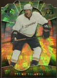 2008/09 Upper Deck SP Authentic Holoview FX Die Cuts #FX44 Teemu Selanne