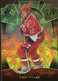 2008/09 Upper Deck SP Authentic Holoview FX Die Cuts #FX50 Eric Staal