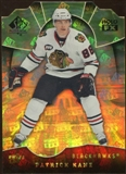 2008/09 Upper Deck SP Authentic Holoview FX Die Cuts #FX51 Patrick Kane