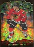 2008/09 Upper Deck SP Authentic Holoview FX Die Cuts #FX52 Jonathan Toews