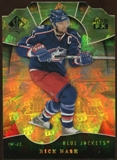 2008/09 Upper Deck SP Authentic Holoview FX Die Cuts #FX54 Rick Nash