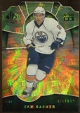 2008/09 Upper Deck SP Authentic Holoview FX Die Cuts #FX61 Sam Gagner