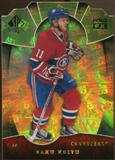 2008/09 Upper Deck SP Authentic Holoview FX Die Cuts #FX65 Saku Koivu