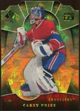 2008/09 Upper Deck SP Authentic Holoview FX Die Cuts #FX66 Carey Price