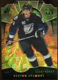 2008/09 Upper Deck SP Authentic Holoview FX Die Cuts #FX67 Steven Stamkos