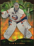 2008/09 Upper Deck SP Authentic Holoview FX Die Cuts #FX69 Rick DiPietro