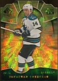2008/09 Upper Deck SP Authentic Holoview FX Die Cuts #FX76 Jonathan Cheechoo