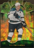 2008/09 Upper Deck SP Authentic Holoview FX Die Cuts #FX77 Joe Thornton