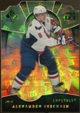 2008/09 Upper Deck SP Authentic Holoview FX Die Cuts #FX83 Alexander Ovechkin