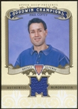 2012 Upper Deck Goodwin Champions Memorabilia #MPC Paul Coffey F
