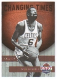 2011/12 Panini Past and Present Changing Times #1 Bill Russell