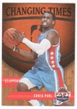 2011/12 Panini Past and Present Changing Times #24 Chris Paul