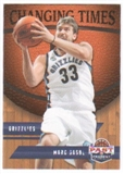 2011/12 Panini Past and Present Changing Times #29 Marc Gasol