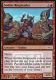 Magic the Gathering Promotional Single Goblin Ringleader Foil (FNM)