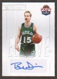 2011/12 Panini Past and Present Elusive Ink Autographs #BD Brad Davis Autograph