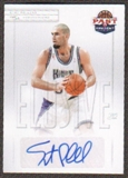 2011/12 Panini Past and Present Elusive Ink Autographs #SP Scot Pollard Autograph