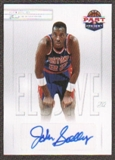 2011/12 Past and Present Elusive Ink Autographs #JSA John Salley Autograph