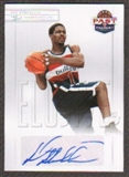 2011/12 Panini Past and Present Elusive Ink Autographs #RS Rod Strickland Autograph