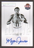 2011/12 Panini Past and Present Elusive Ink Autographs #MJ Major Jones Autograph