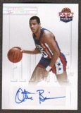 2011/12 Past and Present Elusive Ink Autographs #OB Otis Birdsong Autograph