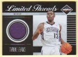 2011/12 Panini Limited Threads #39 Tyreke Evans /99