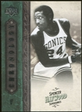 2006/07 Upper Deck Chronology #84 Spencer Haywood /199