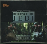 Star Wars Return of the Jedi Widevision Hobby Box