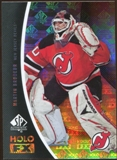 2010/11 Upper Deck SP Authentic Holoview FX #FX6 Martin Brodeur