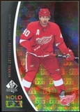 2010/11 Upper Deck SP Authentic Holoview FX #FX7 Henrik Zetterberg