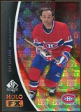 2010/11 Upper Deck SP Authentic Holoview FX #FX17 Guy Lafleur