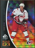 2010/11 Upper Deck SP Authentic Holoview FX #FX18 Eric Staal