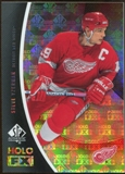 2010/11 Upper Deck SP Authentic Holoview FX #FX19 Steve Yzerman
