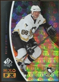 2010/11 Upper Deck SP Authentic Holoview FX #FX23 Mario Lemieux