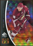 2010/11 Upper Deck SP Authentic Holoview FX #FX37 Shane Doan
