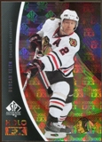 2010/11 Upper Deck SP Authentic Holoview FX #FX39 Duncan Keith