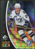 2010/11 Upper Deck SP Authentic Holoview FX #FX41 Martin St. Louis