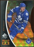 2010/11 Upper Deck SP Authentic Holoview FX Die Cuts #FX13 Dion Phaneuf