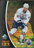 2010/11 Upper Deck SP Authentic Holoview FX Die Cuts #FX15 Dustin Penner