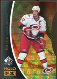 2010/11 Upper Deck SP Authentic Holoview FX Die Cuts #FX18 Eric Staal